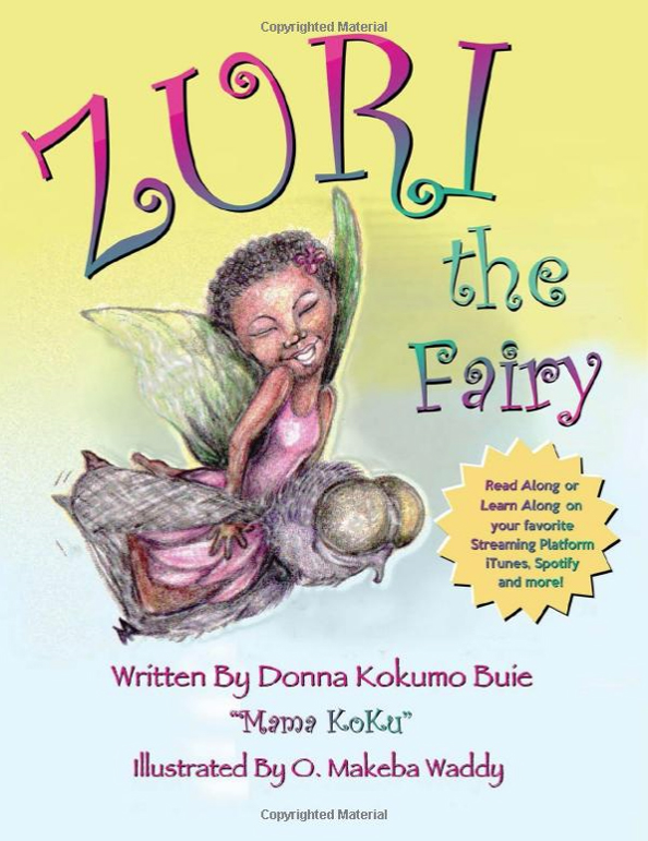 Mama Koku Zuri The Fairy (Paperback)