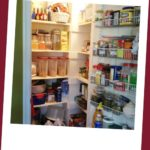 Pantry Transformation-Allover Wall Stencil