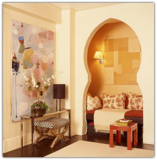 Islamic style Nook