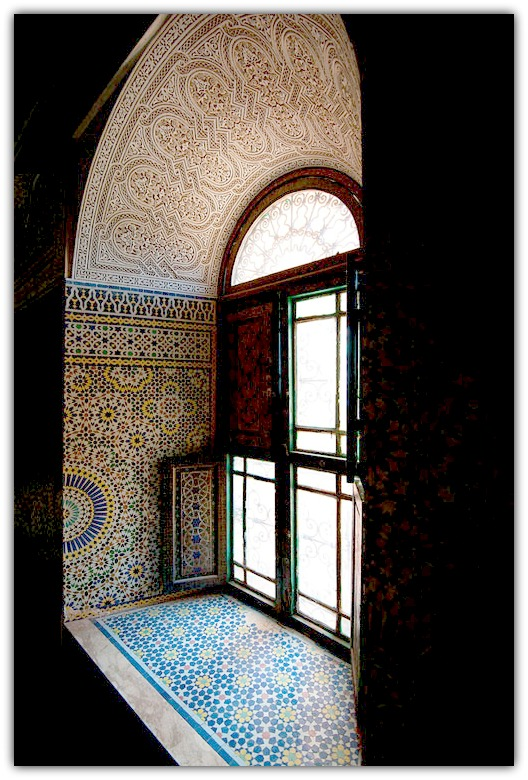 Islamic style nook2