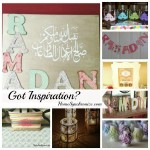 Ramadan. Got Inspiration? Check this