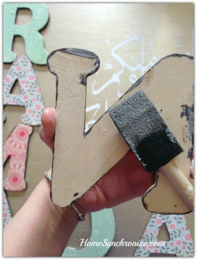 wooden letter craft 3