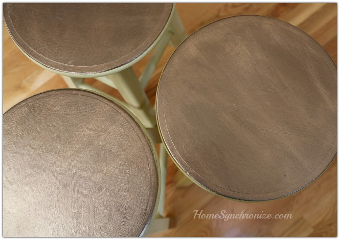 DIY Bar stools 2