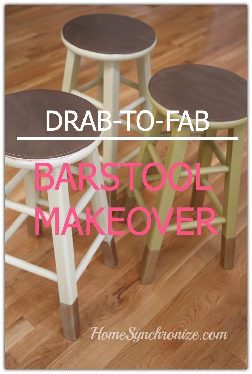 DIY Bar stools intro