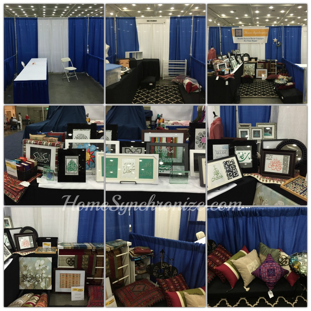 ICNA Booth