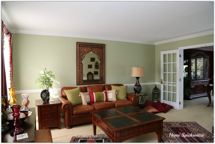 living-room-green