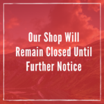 Shop Temporarily Closed Due to Covid-19