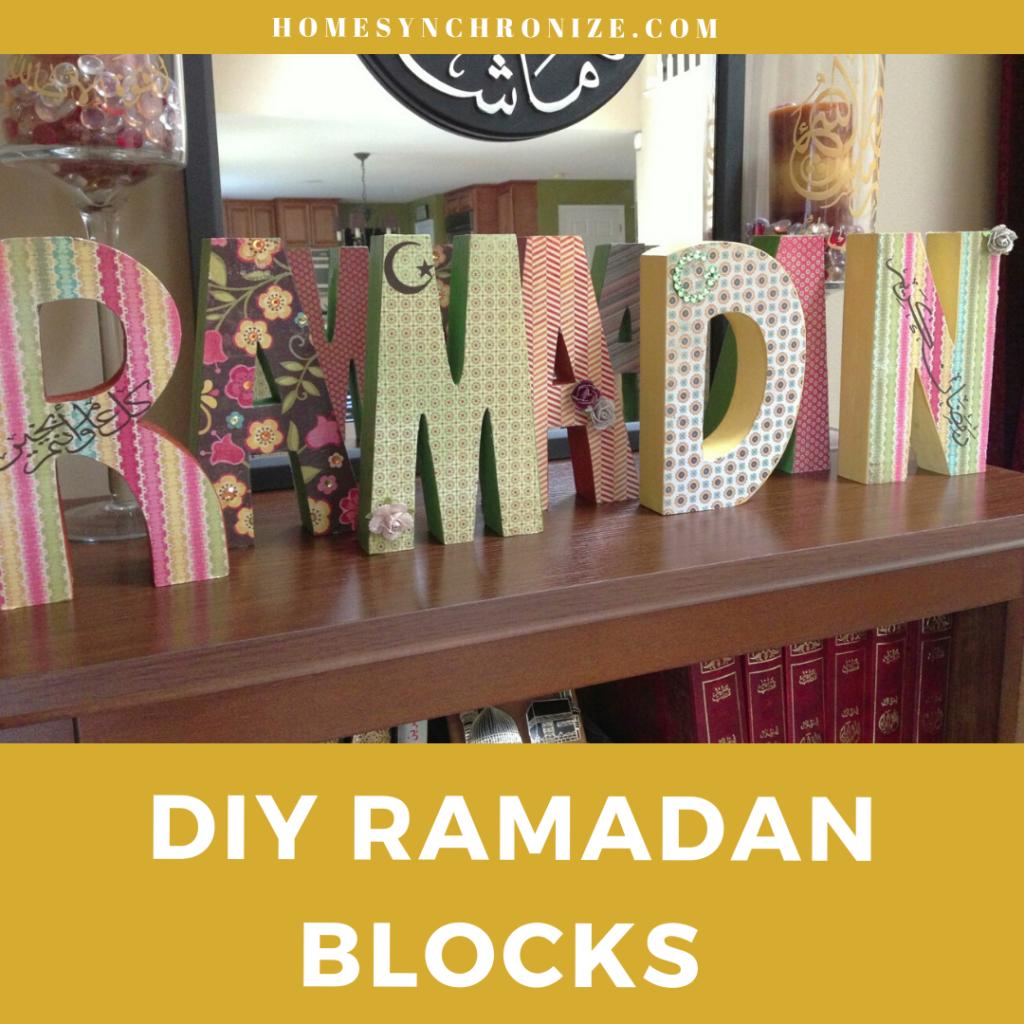 Ramadan Blocks