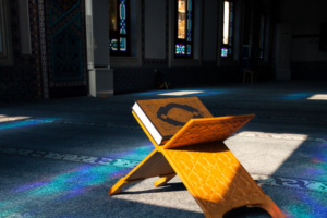 How to create an islamic prayer room