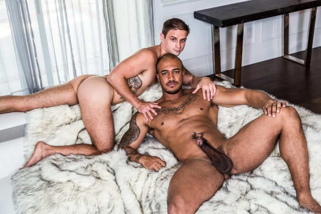noir male, Jason Vario, Jackson Reed, Measure Up