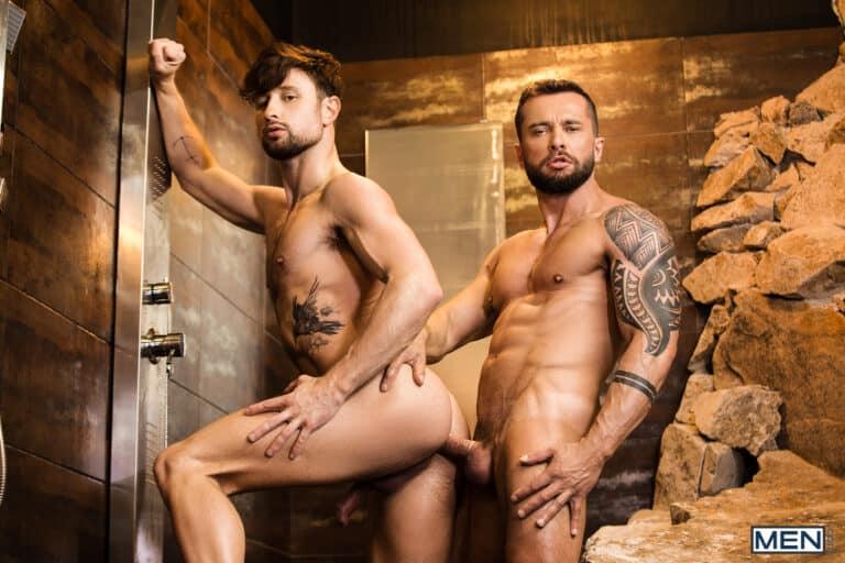Tyler Berg, Men.com, Homoerotic, Drew Dixon