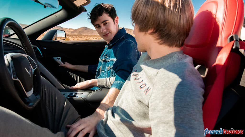 Justin LeRoy, Paul Delay, French Twinks, Californian Drift