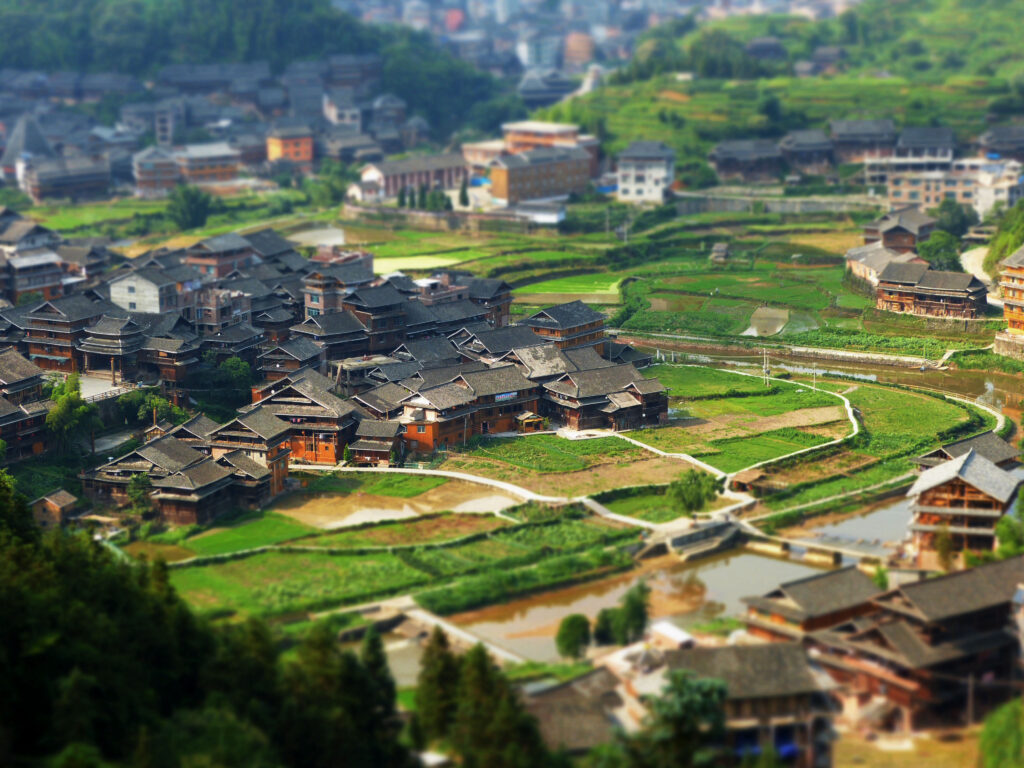 The Dong Villages: A rural dreamland.