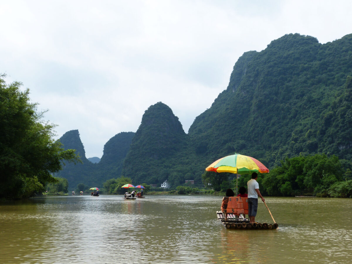 China 2015: Paradise Found in Guangxi