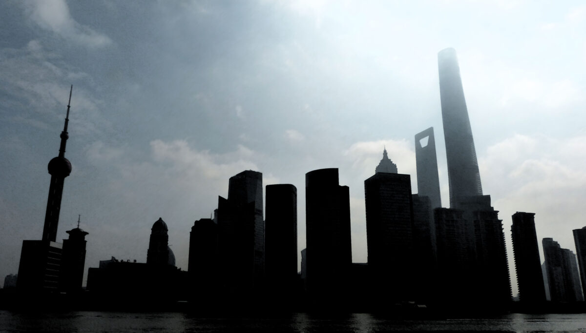 China 2015: Shanghai, The Moving City