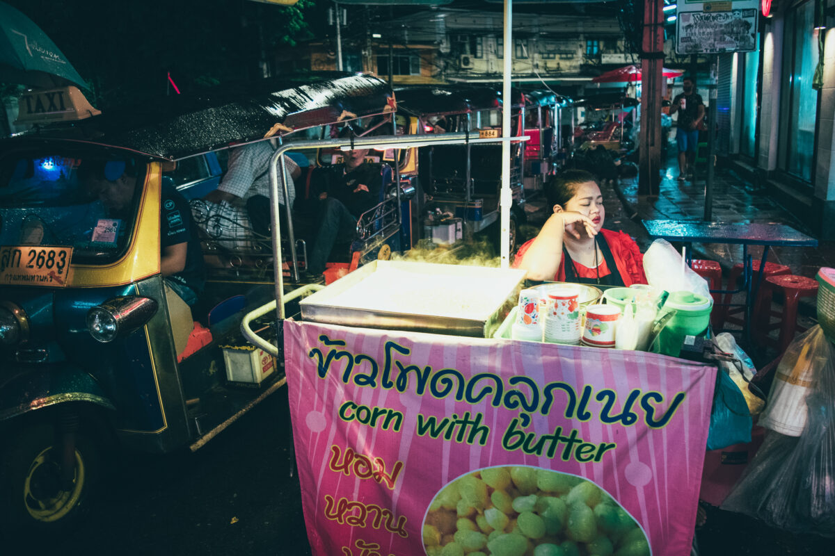 The Faces of Khao San | ถนนข้าวสาร