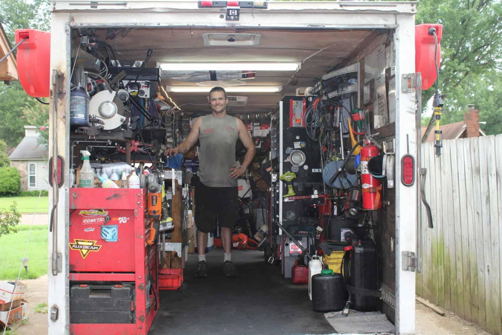 Lawn Mower Repair Service Mobile Mower Mechanic Small