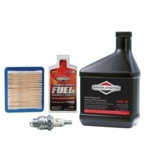 how to tuneup a briggs & stratton lawn mower small engine tune-up kits 5140b. mobile small engine repair bartlett