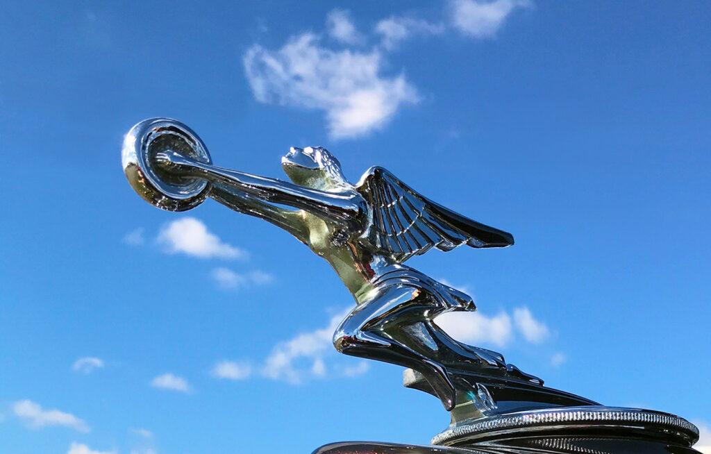 Vintage Packard Hood Ornament