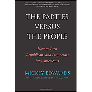 The Parties Versus the People Book Cover