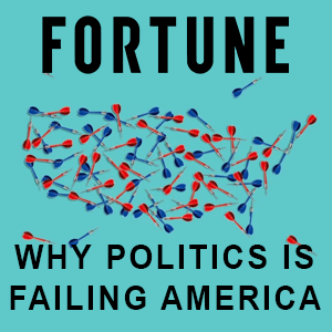 Why Politics Is Failing America Article Cover