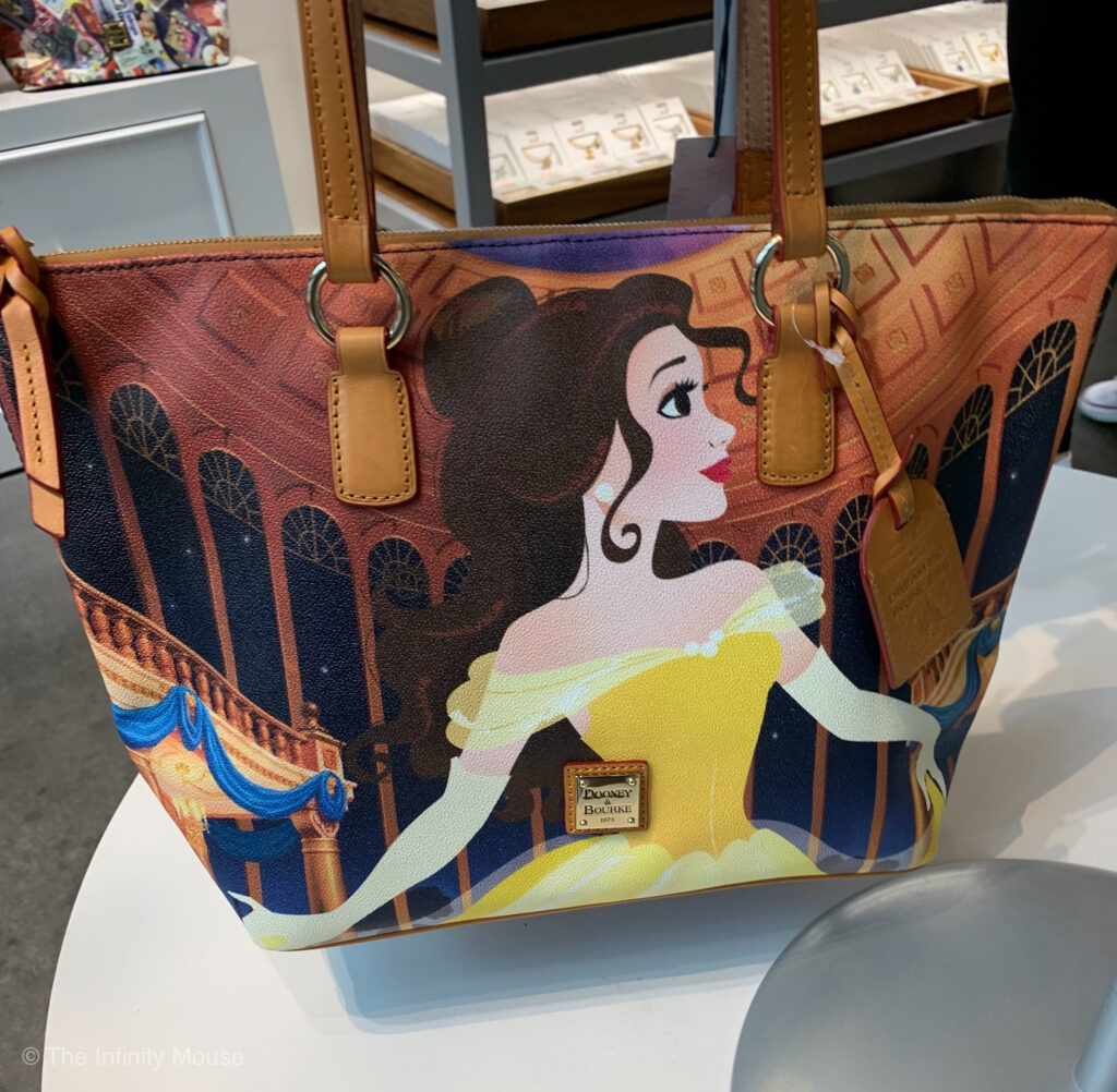 Mickey Minnie S Merchandise Monday Dooney Bourke Beauty And The Beast The Infinity Mouse