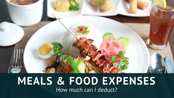 How to Deduct 100% of Your Business Meal