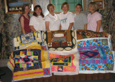 Nebraska Quilters Retreat