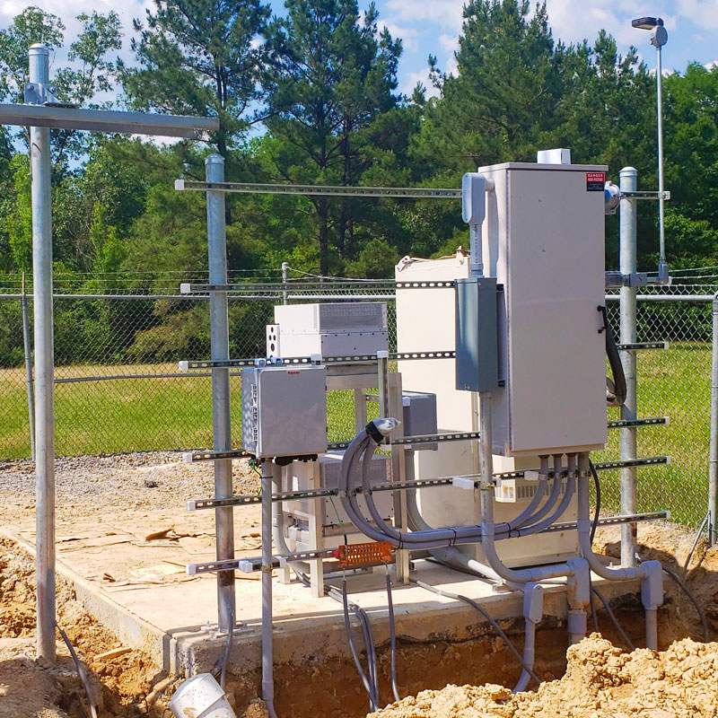 North Louisiana Electrical Industrial Project 05