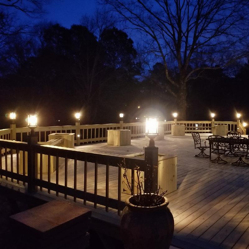 Residential-Outdoor Lighting