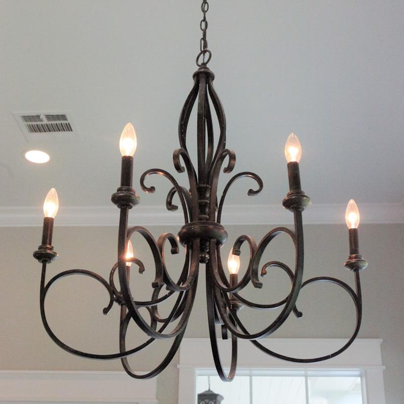 Residential-Breakfast pendant lighting