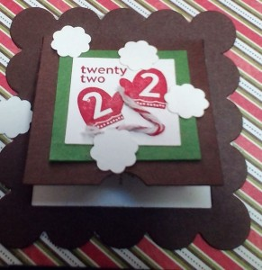 Advent Day 22
