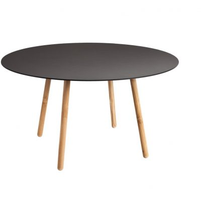 Round Dekton Top Dining Table