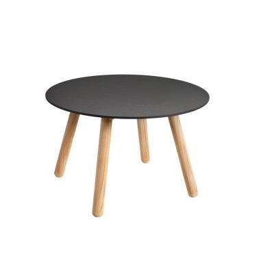 Round Auxiliary Table Dekton Top