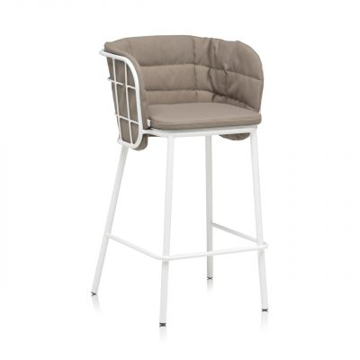 CAM Jujube SG B Stool with Footrest