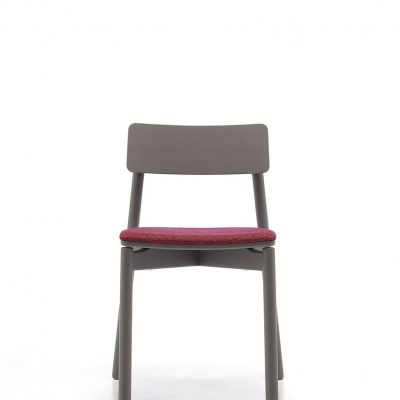 Rib Stackable Chair 11