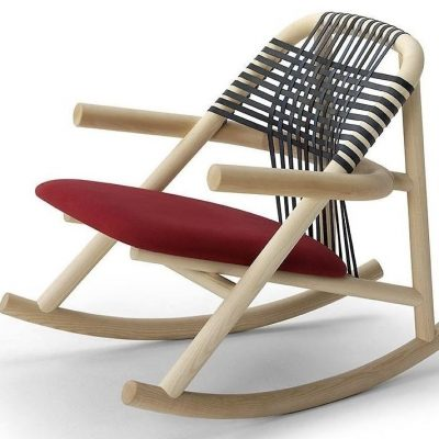 Unam Out Rocking Armchair 19