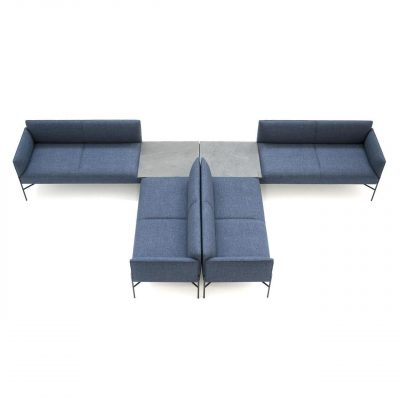 Chill-Out Sectional Sofa