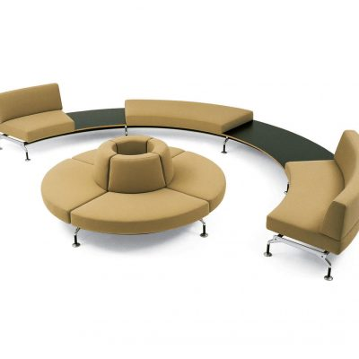 Intercity Sectional Sofa