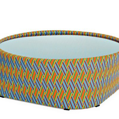 Kente Coffee Table
