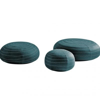 Spin Pouf Collection