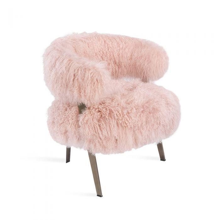Adè Sheepskin Armchair