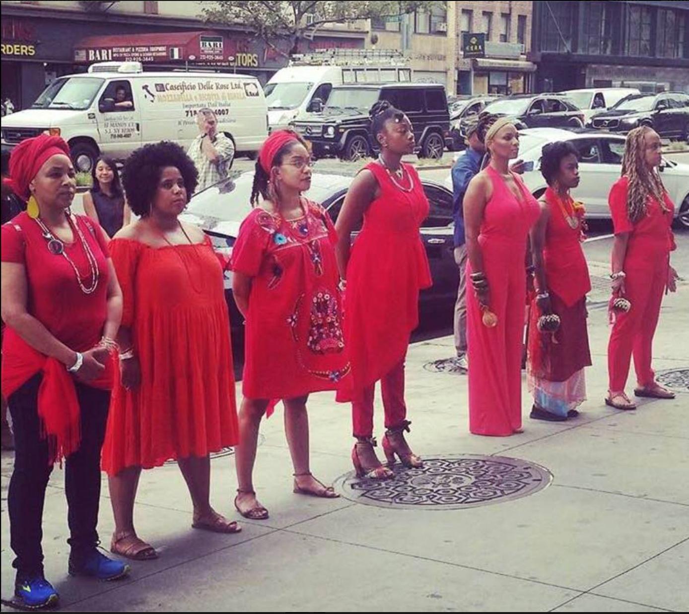 Black Women Artists for Black Lives Matter New Museum Shani Jamila