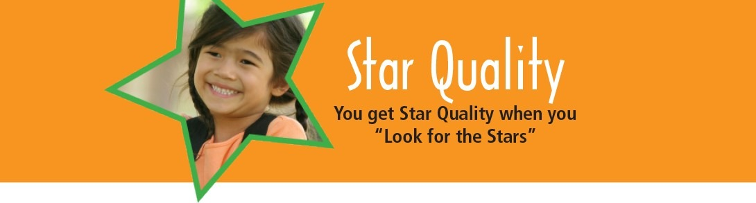 Star Quality--You get star quality care when you Look for the Stars