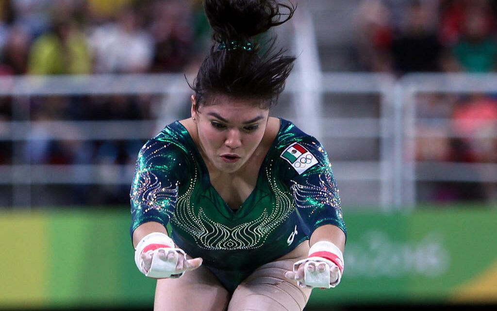 Alexa Moreno obtuvo pase a Juegos Olímpicos