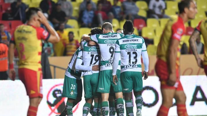 Los Guerreros rescatan el empate en Morelia
