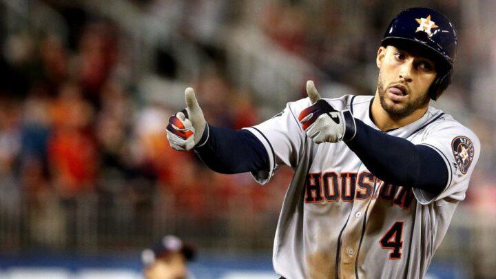 Houston se pone en ventaja en la Serie Mundial