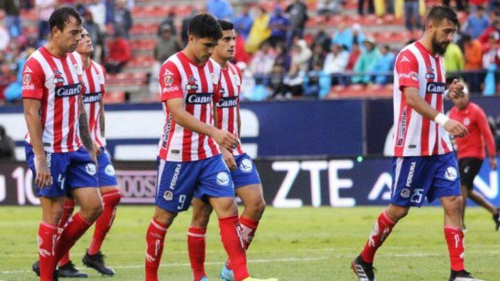 Atlético San Luis se plantea no jugar en solidaridad con jugadores de Veracruz