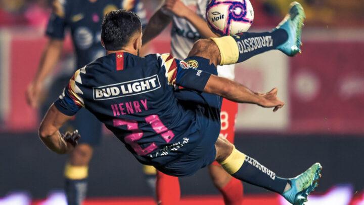 América rescata el empate en Aguascalientes