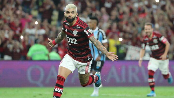Flamengo goleó a Gremio; los cariocas jugarán ante River en la final de la Libertadores